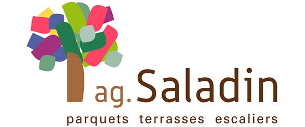 Ag. Saladin, parquets terrasses escaliers